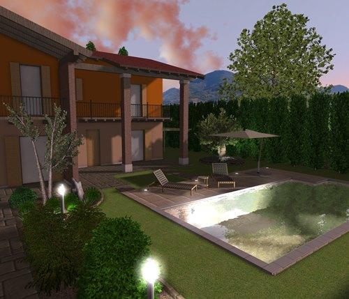 Nbl landscape designer, easy green landscaping
