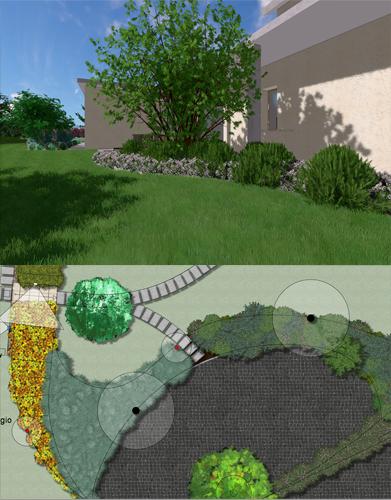 Software progettazione giardini nbl landscape designer for Programmi per creare case in 3d