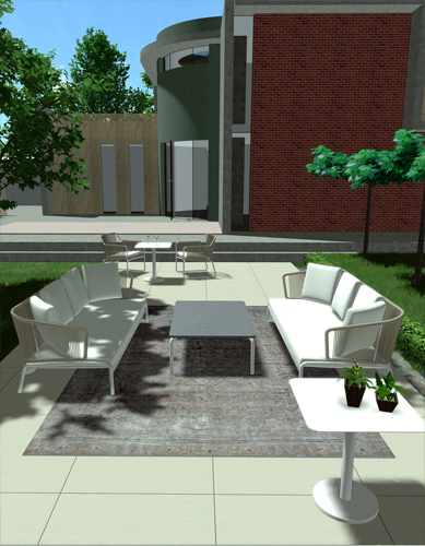 Landscape designer software per la progettazione del paesaggio aree verdi giardini e outdoor - Software progettazione giardini 3d gratis ...