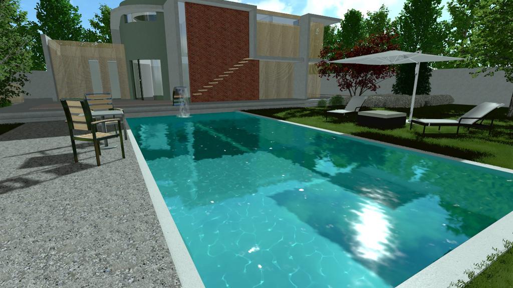 Informazioni sul software landscape designer for Grandi palazzi con piscine