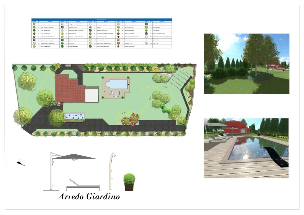 Informazioni sul software landscape designer for Software progettazione esterni