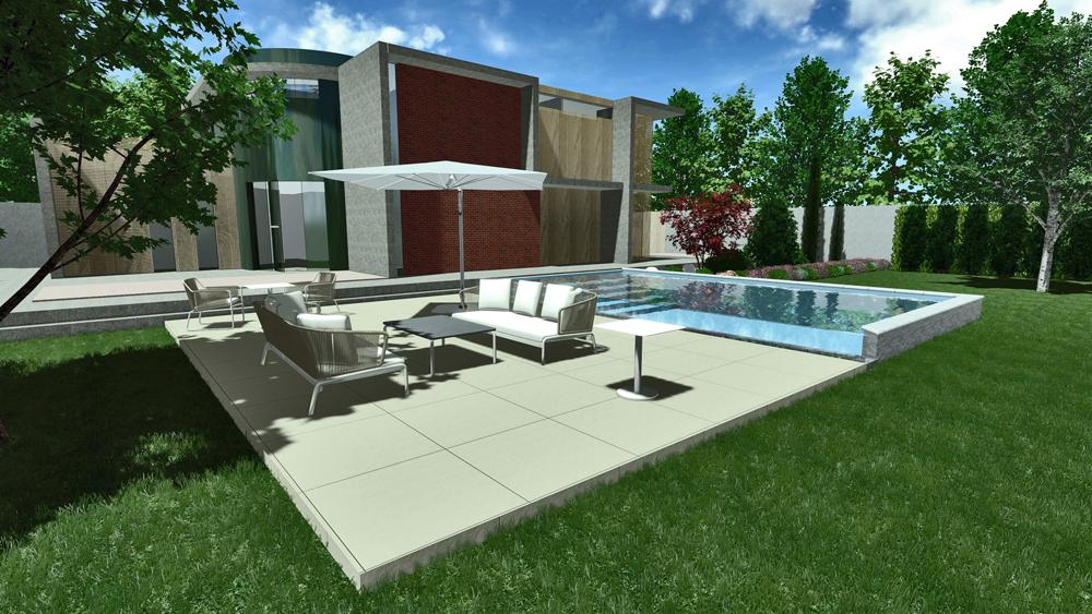 progettazione aree verdi landscape designer