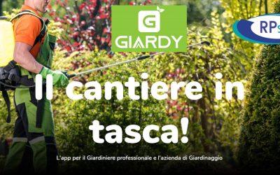 GIARDY: IL GESTIONALE IN TASCA..